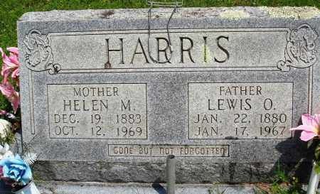 HARRIS, LEWIS O - Baxter County, Arkansas | LEWIS O HARRIS - Arkansas Gravestone Photos