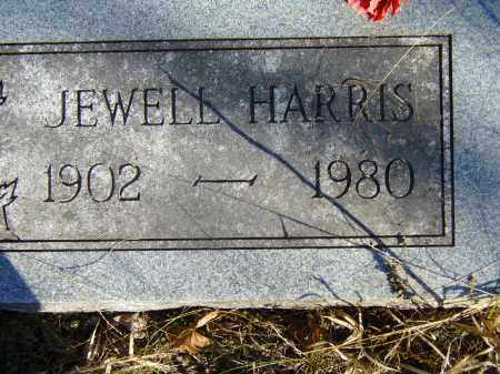 HARRIS, JEWELL - Baxter County, Arkansas | JEWELL HARRIS - Arkansas Gravestone Photos