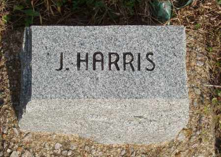 HARRIS, J - Baxter County, Arkansas | J HARRIS - Arkansas Gravestone Photos
