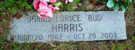 "HARRIS, JAMES LORICE ""BUD"" - Baxter County, Arkansas 