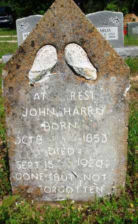 HARRIS, JOHN - Baxter County, Arkansas | JOHN HARRIS - Arkansas Gravestone Photos