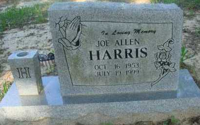 HARRIS, JOE ALLEN - Baxter County, Arkansas | JOE ALLEN HARRIS - Arkansas Gravestone Photos