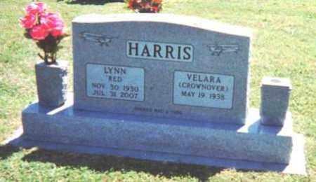 HARRIS, LYNN 'RED' - Baxter County, Arkansas | LYNN 'RED' HARRIS - Arkansas Gravestone Photos