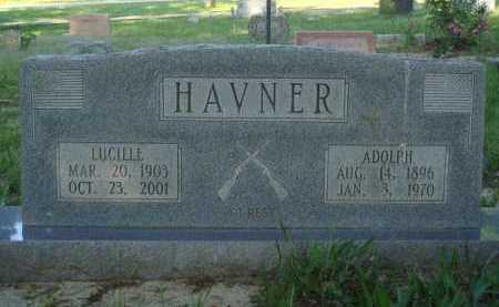 HAVNER, ADOLPH - Baxter County, Arkansas | ADOLPH HAVNER - Arkansas Gravestone Photos