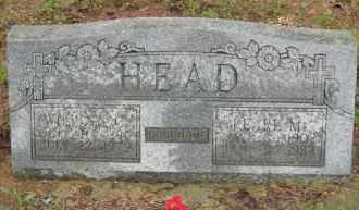 HEAD, WILLIAM CLAUDE - Baxter County, Arkansas | WILLIAM CLAUDE HEAD - Arkansas Gravestone Photos