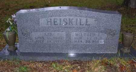 HEISKILL, ABE - Baxter County, Arkansas | ABE HEISKILL - Arkansas Gravestone Photos