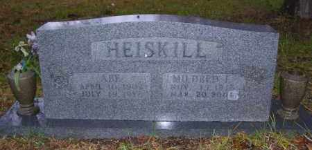 HEISKILL, MILDRED L. - Baxter County, Arkansas | MILDRED L. HEISKILL - Arkansas Gravestone Photos