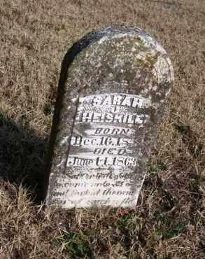 HEISKILL, SARAH J. - Baxter County, Arkansas | SARAH J. HEISKILL - Arkansas Gravestone Photos