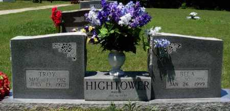 HIGHTOWER, BELA - Baxter County, Arkansas | BELA HIGHTOWER - Arkansas Gravestone Photos