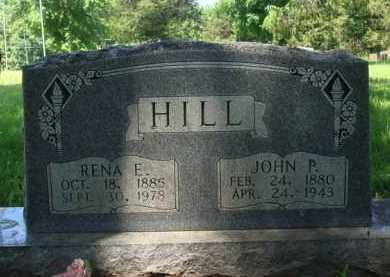 HILL, RENA E. - Baxter County, Arkansas | RENA E. HILL - Arkansas Gravestone Photos