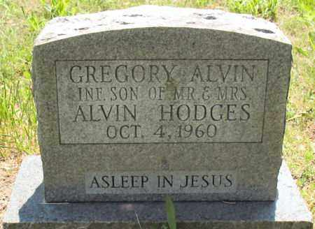 HODGES, GREGORY ALVIN - Baxter County, Arkansas | GREGORY ALVIN HODGES - Arkansas Gravestone Photos