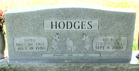 HODGES, OTTO - Baxter County, Arkansas | OTTO HODGES - Arkansas Gravestone Photos