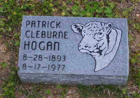HOGAN, PATRICK CLEBURNE - Baxter County, Arkansas | PATRICK CLEBURNE HOGAN - Arkansas Gravestone Photos