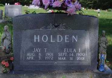 HOLDEN, EULA I. - Baxter County, Arkansas | EULA I. HOLDEN - Arkansas Gravestone Photos