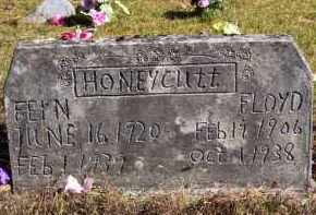HONEYCUTT, FERN - Baxter County, Arkansas | FERN HONEYCUTT - Arkansas Gravestone Photos