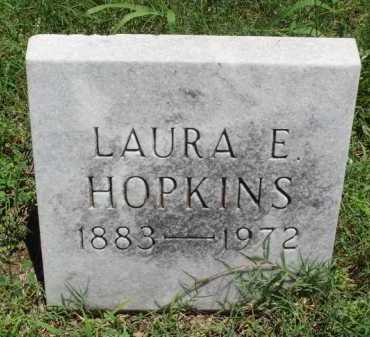 WATSON HOPKINS, LAURA E. - Baxter County, Arkansas | LAURA E. WATSON HOPKINS - Arkansas Gravestone Photos