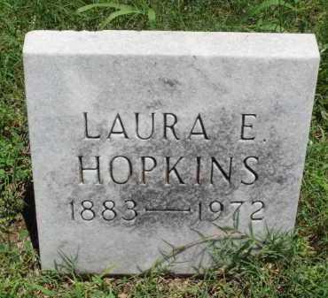 WATSON HOPKINS, LAURA E. - Baxter County, Arkansas | LAURA E. WATSON HOPKINS - Arkansas Gravestone Photos