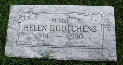 HOUTCHENS, HELEN - Baxter County, Arkansas | HELEN HOUTCHENS - Arkansas Gravestone Photos