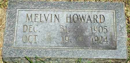 HOWARD, MELVIN - Baxter County, Arkansas | MELVIN HOWARD - Arkansas Gravestone Photos