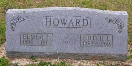 HOWARD (VETERAN WWI), ELMER LOUIS - Baxter County, Arkansas | ELMER LOUIS HOWARD (VETERAN WWI) - Arkansas Gravestone Photos