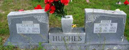 HUGHES, CURTIS - Baxter County, Arkansas | CURTIS HUGHES - Arkansas Gravestone Photos