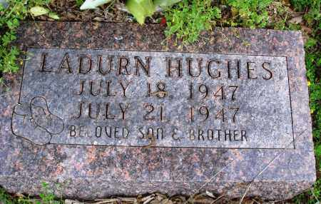 HUGHES, LADURN - Baxter County, Arkansas | LADURN HUGHES - Arkansas Gravestone Photos