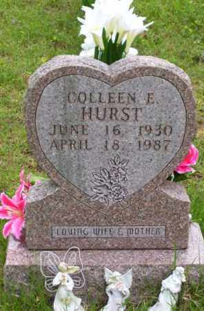HURST, COLLEEN E. - Baxter County, Arkansas | COLLEEN E. HURST - Arkansas Gravestone Photos