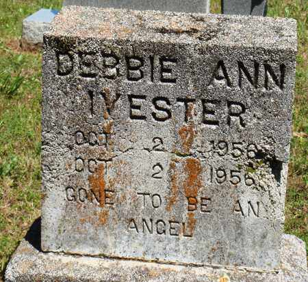 IVESTER, DEBBIE ANN - Baxter County, Arkansas | DEBBIE ANN IVESTER - Arkansas Gravestone Photos