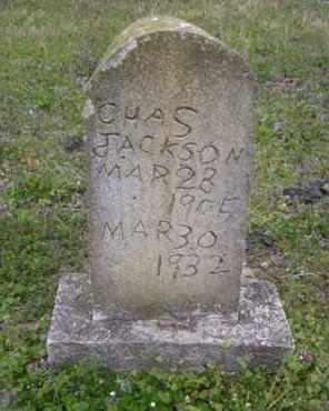 JACKSON (1), CHARLES - Baxter County, Arkansas | CHARLES JACKSON (1) - Arkansas Gravestone Photos
