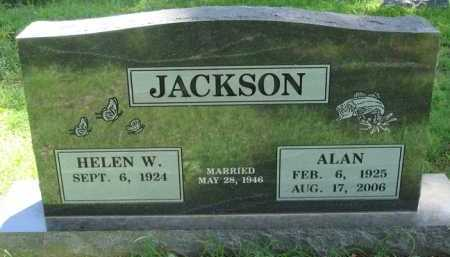 JACKSON, ALAN - Baxter County, Arkansas | ALAN JACKSON - Arkansas Gravestone Photos