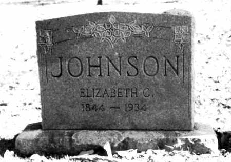 JOHNSON, ELIZABETH C. - Baxter County, Arkansas | ELIZABETH C. JOHNSON - Arkansas Gravestone Photos
