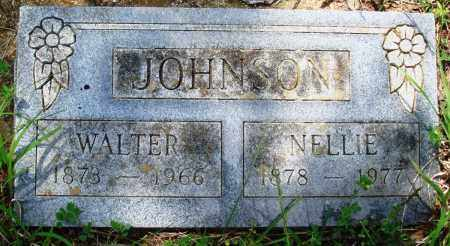 JOHNSON, NELLIE - Baxter County, Arkansas | NELLIE JOHNSON - Arkansas Gravestone Photos