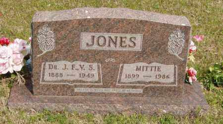 JONES, MITTIE - Baxter County, Arkansas | MITTIE JONES - Arkansas Gravestone Photos