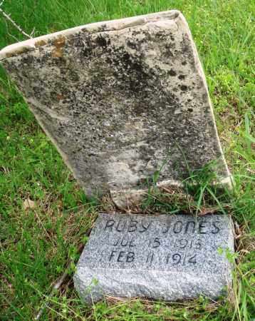JONES, RUBY - Baxter County, Arkansas | RUBY JONES - Arkansas Gravestone Photos