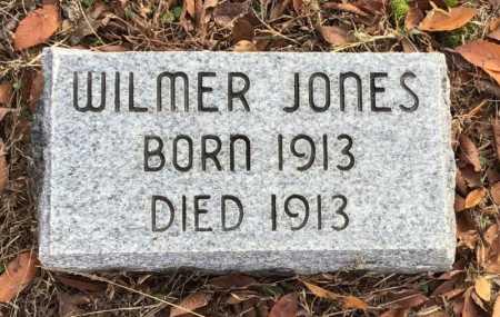 JONES, WILMER - Baxter County, Arkansas | WILMER JONES - Arkansas Gravestone Photos