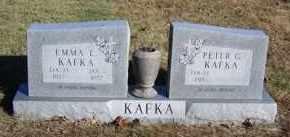 KAFKA, PETER G. - Baxter County, Arkansas | PETER G. KAFKA - Arkansas Gravestone Photos