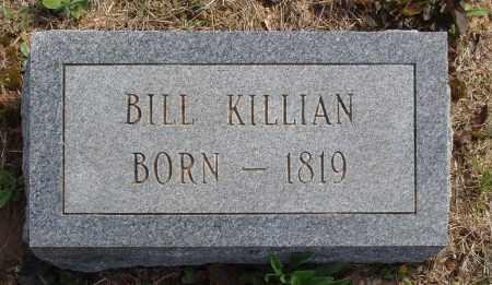 KILLIAN, BILL - Baxter County, Arkansas | BILL KILLIAN - Arkansas Gravestone Photos