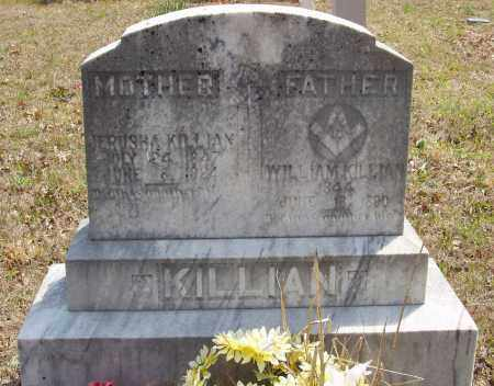 MCNEILL KILLIAN, JERUSHA - Baxter County, Arkansas | JERUSHA MCNEILL KILLIAN - Arkansas Gravestone Photos