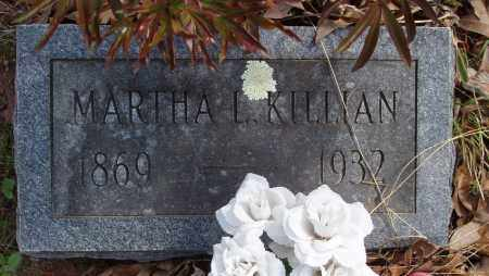 KILLIAN, MARTHA I - Baxter County, Arkansas | MARTHA I KILLIAN - Arkansas Gravestone Photos