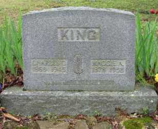 KING, CHARLES OLIVER - Baxter County, Arkansas | CHARLES OLIVER KING - Arkansas Gravestone Photos