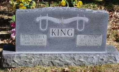 "KING, CHARLES HAMPTON ""HAMP"" - Baxter County, Arkansas 