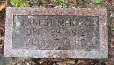 KING, ERNEST M. - Baxter County, Arkansas | ERNEST M. KING - Arkansas Gravestone Photos