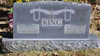 KING, ELIZABETH L. - Baxter County, Arkansas | ELIZABETH L. KING - Arkansas Gravestone Photos