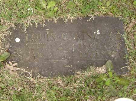 KING, LOUIS C. - Baxter County, Arkansas | LOUIS C. KING - Arkansas Gravestone Photos