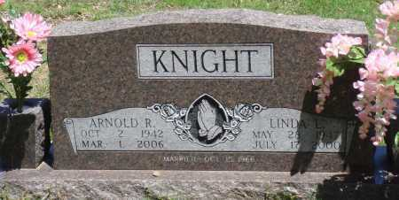 KNIGHT, ARNOLD R - Baxter County, Arkansas | ARNOLD R KNIGHT - Arkansas Gravestone Photos