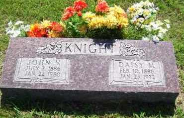 KNIGHT, MARTHA DAISY (OBIT) - Baxter County, Arkansas | MARTHA DAISY (OBIT) KNIGHT - Arkansas Gravestone Photos