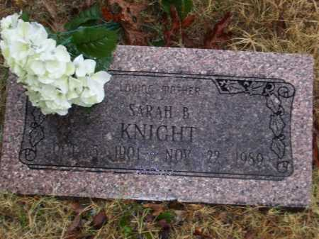 KNIGHT, SARAH BELL - Baxter County, Arkansas | SARAH BELL KNIGHT - Arkansas Gravestone Photos