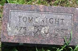 "KNIGHT, THOMAS EDWARD ""TOM"" (OBIT) - Baxter County, Arkansas 