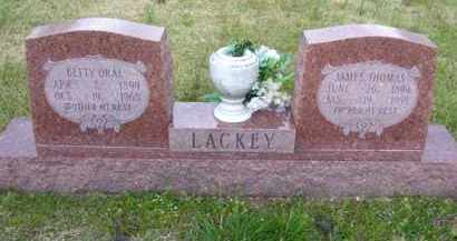 LACKEY, JAMES THOMAS - Baxter County, Arkansas | JAMES THOMAS LACKEY - Arkansas Gravestone Photos