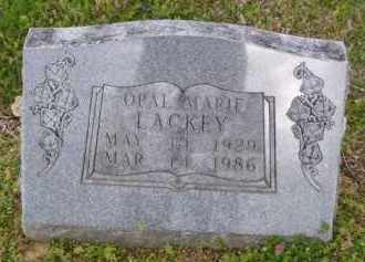 PERRY LACKEY, OPAL MARIE - Baxter County, Arkansas | OPAL MARIE PERRY LACKEY - Arkansas Gravestone Photos